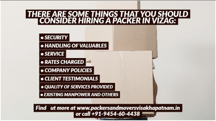 packers and movers Visakhapatnam